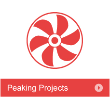 Peaking Projects